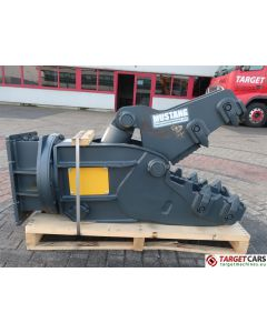 MUSTANG RH05 HYDRAULIC ROTATION PULVERIZER CRUSHER SHEAR RH-05 2019 TO FIT 5~8T EXCAVATOR AH91838