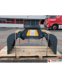 MUSTANG GRP450CH ROTATING DEMOLITION / SCREENING / SORTING GRAPPLE BUCKET 2019 TO FIT 5~12T AH91843