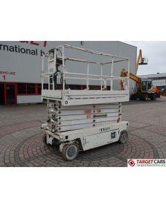 ITECO IT12122 ELECTRIC SCISSOR WORK LIFT 1390CM 2007 IT12/9354