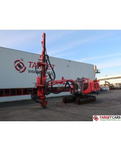 SANDVIK DX680 CRAWLER SURFACE TOP HAMMER HYDRAULIC DRILL RIG 2008 108T13047-1