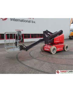 MANITOU 150AET2 ELECTRIC ARTICULATED BOOM WORK LIFT 1500CM 2006 509724