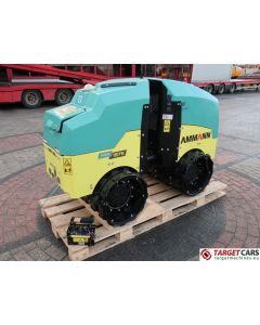 AMMANN ARR1575 TRENCH ARR 1575 COMPACTOR ROLLER 85CM WIRELESS 11-2018 1340KG NEW UNUSED 5572339