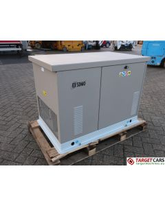 SDMO RES13EC RESIDENTIAL GAS GENERATOR 11.6KVA 230V KOHLER ENGINE NEW/UNUSED 2014 SGM32CDR4