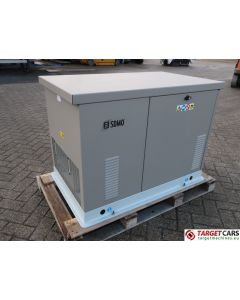 SDMO RES13EC RESIDENTIAL GAS GENERATOR 11.6KVA 230V KOHLER ENGINE NEW/UNUSED 2014 SGM32CDRG