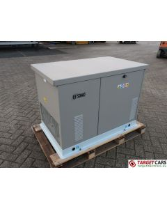 SDMO RES13EC RESIDENTIAL GAS GENERATOR 11.6KVA 230V KOHLER ENGINE NEW/UNUSED 2014 SGM32CDR5