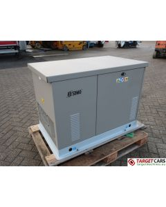 SDMO RES13EC RESIDENTIAL GAS GENERATOR 11.6KVA 230V KOHLER ENGINE NEW/UNUSED 2014 SGM32CDPM