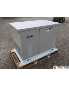 SDMO RES13EC RESIDENTIAL GAS GENERATOR 11.6KVA 230V KOHLER ENGINE NEW/UNUSED 2014 SGM32CDRW