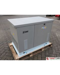 SDMO RES13EC RESIDENTIAL GAS GENERATOR 11.6KVA 230V KOHLER ENGINE NEW/UNUSED 2014 SGM32CDR8