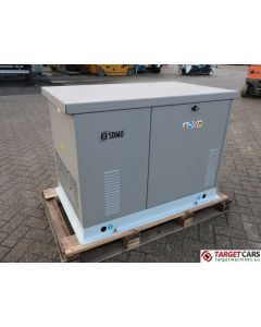 SDMO RES13EC RESIDENTIAL GAS GENERATOR 11.6KVA 230V KOHLER ENGINE NEW/UNUSED 2014 SGM32CDR7