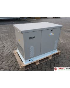 SDMO RES13EC RESIDENTIAL GAS GENERATOR 11.6KVA 230V KOHLER ENGINE NEW/UNUSED 2014 SGM32CDR9