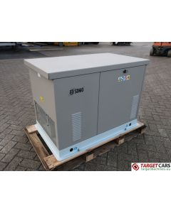 SDMO RES13EC RESIDENTIAL GAS GENERATOR 11.6KVA 230V KOHLER ENGINE NEW/UNUSED 2014 SGM32CDR6