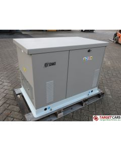 SDMO RES13EC RESIDENTIAL GAS GENERATOR 11.6KVA 230V KOHLER ENGINE NEW/UNUSED 2014 SGM32CDRB