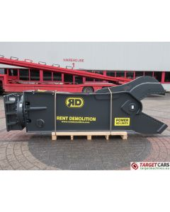 RENT DEMOLITION RS25 HYDRAULIC ROTATING SHEAR RS-25 2019 TO FIT 25~32T EXCAVATOR R9144612