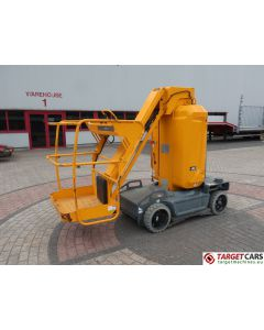 HAULOTTE STAR 10 VERTICAL MAST AERIAL WORK LIFT PLATFORM W/JIB ELECTRIC 2017 1000CM 2014838