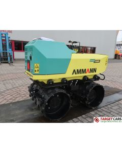 AMMANN RAMMAX 1585 TRENCH ROLLER 85CM COMPACTOR 2016 1480KG 2HRS NEW UNSED