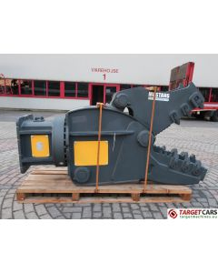 MUSTANG HAMMER RH26 HYDRAULIC ROTATION PULVERIZER CRUSHER SHEAR RH-26 2019 TO FIT 20~26T EXCAVATOR AH92147