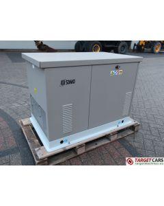 SDMO RES13EC RESIDENTIAL GAS GENERATOR 11.6KVA 230V KOHLER ENGINE NEW/UNUSED 2014 SGM32CDPK