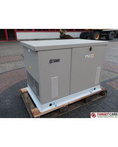 SDMO RES13EC RESIDENTIAL GAS GENERATOR 11.6KVA 230V KOHLER ENGINE NEW/UNUSED 2014 SGM32C9VK