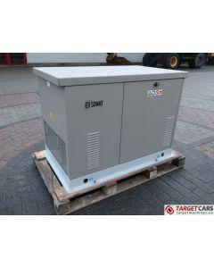 SDMO RES13EC RESIDENTIAL GAS GENERATOR 11.6KVA 230V KOHLER ENGINE NEW/UNUSED 2014 SGM32CDPB