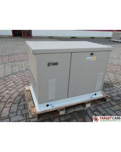 SDMO RES13EC RESIDENTIAL GAS GENERATOR 11.6KVA 230V KOHLER ENGINE NEW/UNUSED 2014 SGM32CDP8