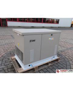 SDMO RES13EC RESIDENTIAL GAS GENERATOR 11.6KVA 230V KOHLER ENGINE NEW/UNUSED 2014 SGM32C9VG