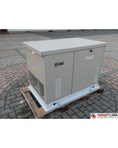 SDMO RES13EC RESIDENTIAL GAS GENERATOR 11.6KVA 230V KOHLER ENGINE NEW/UNUSED 2014 SGM32C9VJ