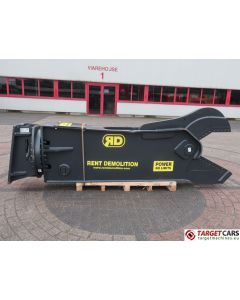 RENT DEMOLITION RS25 HYDRAULIC ROTATING SHEAR RS-25 2019 TO FIT 25~32T EXCAVATOR R9148612