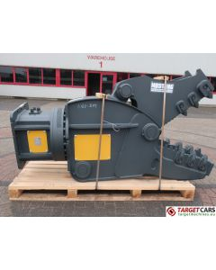 MUSTANG HAMMER RH26 HYDRAULIC ROTATION PULVERIZER CRUSHER SHEAR RH-26 2019 TO FIT 20~26T EXCAVATOR AH92117