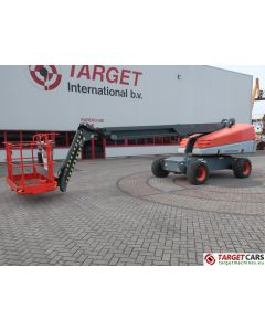 SKYJACK SJ45T TELESCOPIC DIESEL 4x4 BOOM WORK LIFT 1560CM 2008 3506HRS