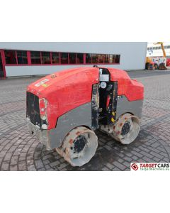 AMMANN RAMMAX 1575 TRENCH COMPACTOR ROLLER 85CM 2014 1450KG MISSING REMOTE CONTROL 061226