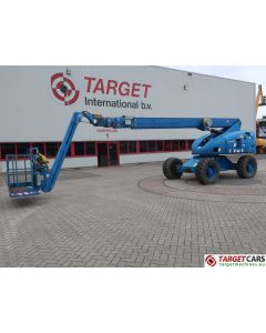 HAULOTTE H23TPX 4x4 TELESCOPIC BOOM WORK LIFT W/JIB 2260CM 2007 4028HRS