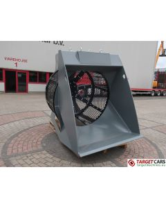 KINSHOFER DKS40HD ROTARY HBS1600 SCREENING 160CM BUCKET 2019 SC1600190074 UNUSED TO FIT 22~40T