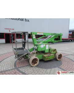 NIFTYLIFT HR12NDE NIFTY ARTICULATED BI-FUEL BOOM WORKLIFT 2006 1220CM 12-14959