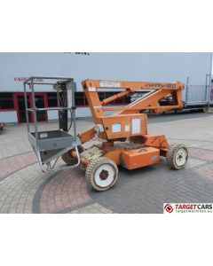 NIFTYLIFT HR12DE ARTICULATED BI-FUEL BOOM WORKLIFT 2006 1220CM 12-13946