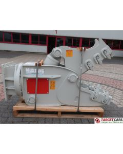 MUSTANG RH09 HYDRAULIC ROTATION PULVERIZER CRUSHER SHEAR RH-09 2020 TO FIT 6~13T EXCAVATOR