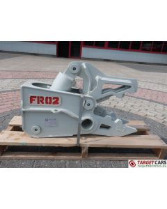 MUSTANG FR02 HYDRAULIC PULVERIZER CRUSHER SHEAR FR-02 2020 TO FIT 1.5~5T EXCAVATOR AH201098