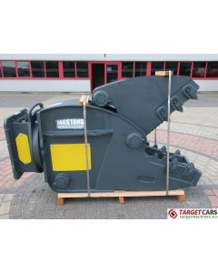 MUSTANG HAMMER RH20 HYDRAULIC ROTATION PULVERIZER CRUSHER SHEAR RH-20 2020 TO FIT 15~22T EXCAVATOR AH200844