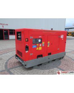 GENELEC GRFW-60 T5 60KVA 400/230V DIESEL GENERATOR 2014 4783H 141006236