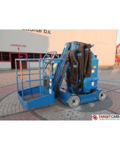 ATN PIAF 1000R VERTICAL MAST AERIAL WORK LIFT PLATFORM W/JIB ELECTRIC 2012 1004CM P10012029
