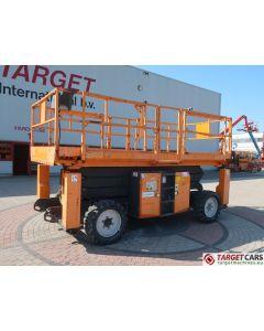 ATN CX 12 DIESEL CX12 4x4 SCISSOR WORKLIFT 1200CM 2011 2332H JACKLEGS