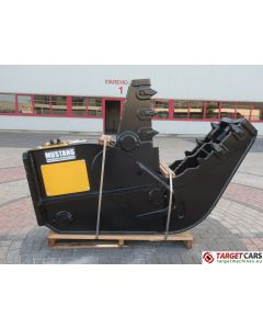 MUSTANG FH16 HYDRAULIC PULVERIZER CRUSHER SHEAR FH-16 2020 TO FIT 13~22T EXCAVATOR AH201490