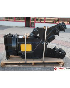 MUSTANG RK05 HYDRAULIC ROTATION PULVERIZER CRUSHER SHEAR RK-05 2020 TO FIT 5~10T EXCAVATOR AH201484