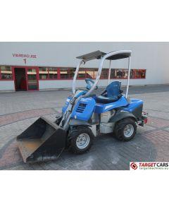 MULTIONE M28D MINI WHEEL LOADER 4WD 884HRS