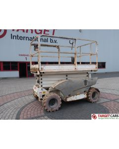 HAULOTTE COMPACT 12RTE SCISSOR ELECTRIC WORK LIFT 1206CM 2005 CE114900