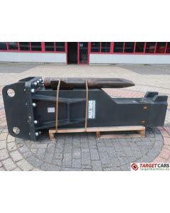 MUSTANG HAMMER HM2900 HYDRAULIC EXCAVATOR BREAKER DEMOLITION HAMMER AH201446 2020 FOR 26T~45T