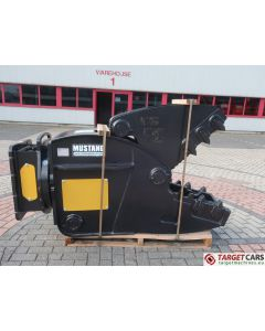 MUSTANG HAMMER RH20 HYDRAULIC ROTATION PULVERIZER CRUSHER SHEAR RH-20 2020 TO FIT 15~22T EXCAVATOR AH201430