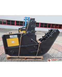 MUSTANG FH15 HYDRAULIC PULVERIZER CRUSHER SHEAR FH-15 2020 TO FIT 13~22T EXCAVATOR AH201437