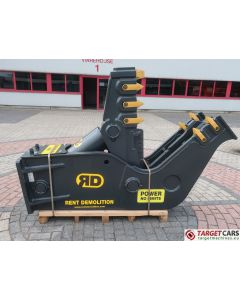 RENT DEMOLITION D20 HYDRAULIC PULVERIZER CRUSHER D-20 2020 TO FIT 21~29T EXCAVATOR R9309612