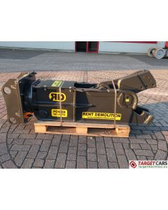 RENT DEMOLITION RS7 HYDRAULIC ROTATING SHEAR RS-7 2020 TO FIT 7~12T EXCAVATOR R9320612