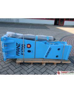 FRANZ F1700 HYDRAULIC EXCAVATOR HAMMER F1700A021 2020 FOR 18T~26T